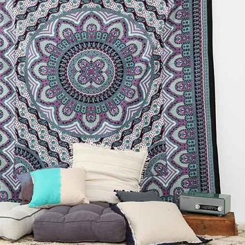 Magical Thinking Royal Medallion Tapestry