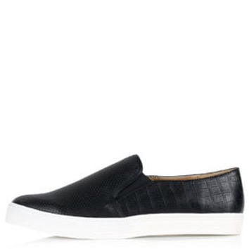 TOGA Skater Shoes - Black