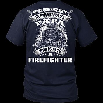 PAPA FIREFIGHTER