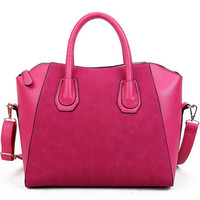 Spring Nubuck Leather Bag