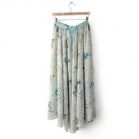 Indressme   Women's Butterfly Drawstring Dress style 2248 only $29.99 .