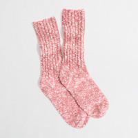 FACTORY MARLED CAMP SOCKS