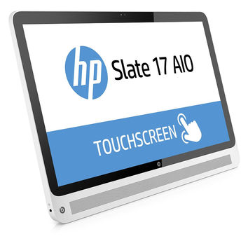 HP Slate 17-l020 All-in-One (Sweet Yellow) (Android 4.4.2 Kit Kat)