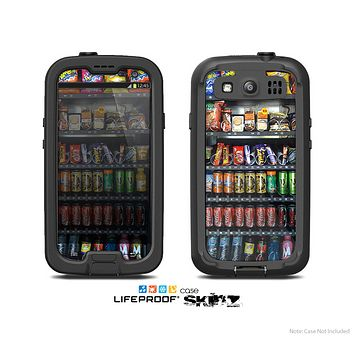 The Vending Machine Skin For The Samsung Galaxy S3 LifeProof Case