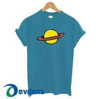 Planet Vector T Shirt Women And Men Size S To 3XL