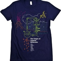Organic Chemistry Tshirt Science Carbon WOMEN Shirt