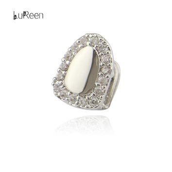 LuReen  Fashion  Teeth  Grills  Single  Grills  Hiphop