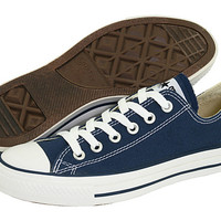 Converse Chuck Taylor® All Star® Core Ox Navy - Zappos.com Free Shipping BOTH Ways