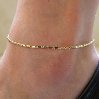 ankle bracelet foot jewelry women anklets simple anklets gift SM6
