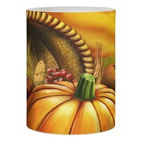 Thanksgiving LED Candle/Happy Thanksgiving Flameless Candle