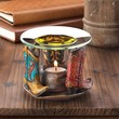 Western Cowboy Boots Tealight Candle Oil Warmer