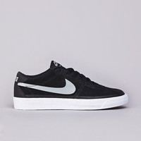 Flatspot - Nike SB Bruin Premium Black / Base Grey - White