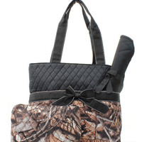 Baby Camo Diaper Bag!!!!!!!!!! In 5 Awesome Colors and Ready to be Monogramed