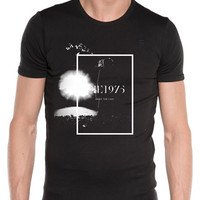 the 1975 band poster art tshirt men size from S========5XL,and custom tshirt