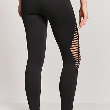Active Ladder Cutout Leggings