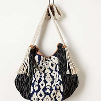 Anthropologie - Braided Liliana Hobo