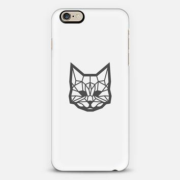 Geometrical Cat iPhone 6 case by Febrian Anugrah | Casetify