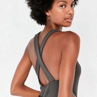 Silence + Noise Paige Cross-Back Tank Top - Urban Outfitters