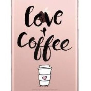 Love&Coffee Iphone 6/6S Phone Case