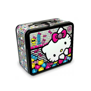 Loungefly – Hello Kitty Candy Lunch Box | Thirteen Vintage