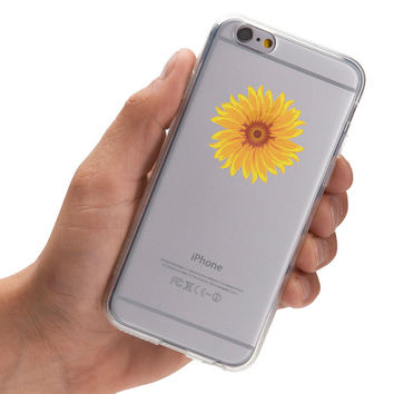 Sunflower - Super Slim - Printed Case for iPhone - S042