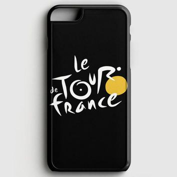 Le Tour De France Bicycle Bike Cycling iPhone 8 Case