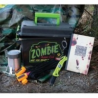 Zombie Survival Kit Ammo Can