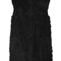 Theory - Faux shearling vest