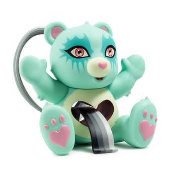 Care Bears Tenderheart Bear Art Figure by Tara McPherson