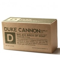 """""""Big Ass Brick of Soap"""" Smells Like Victory"""