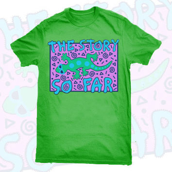 The Story so Far - Gecko Shirt