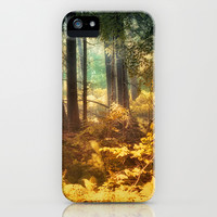 Enchanted iPhone & iPod Case by P+ Photography