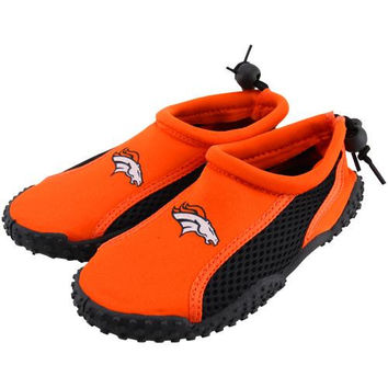 Denver Broncos Youth Water Socks - Orange - http://www.shareasale.com/m-pr.cfm?merchantID=29080&userID=1042934&productID=531682838