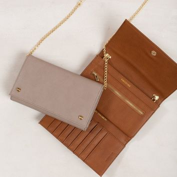 Reya Crossbody Travel Clutch