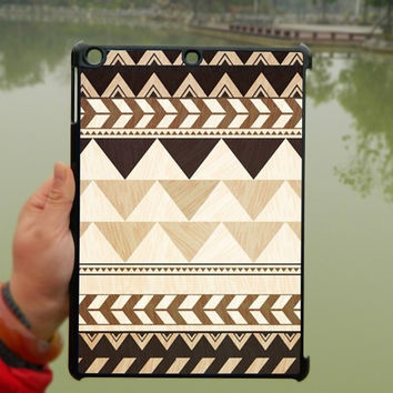 Aztec Brown Chevron Pattern iPad Case,iPad mini Case,iPad Air Case,iPad 3 Case,iPad 4 Case,ipad case,ipad cover, ipad mini cover ipad air,iPad 2/3/4-068