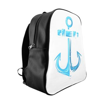 Blue Anchor School Backpack