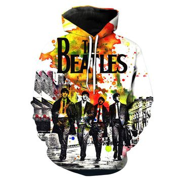 2311 The beatles 1 3D