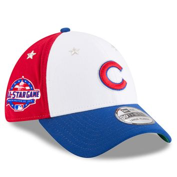 Chicago Cubs 2018 All Star Game 39THIRTY Flex Fit Hat By New Era