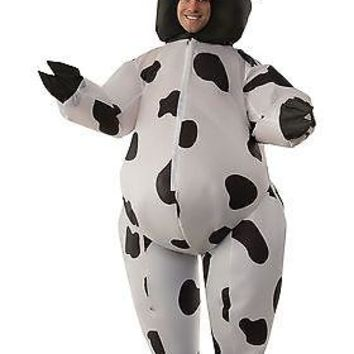 Adult Inflatable Cow Costume