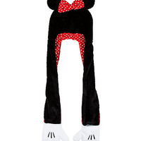 Minnie Mouse Snood With Hands - Spirithalloween.com