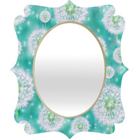 Lisa Argyropoulos Wishes Quatrefoil Mirror