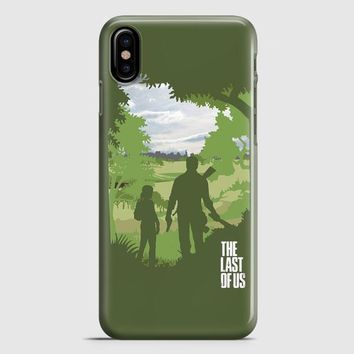 The Last Of Us Faces iPhone X Case