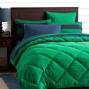 Classic Plush Comforter Sham Bright from PBteen Bedding Love