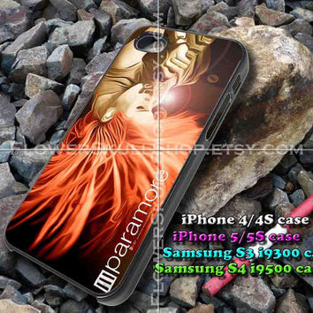 hayley paramore iphone case, iphone 4/4S, iphone 5/5S, iphone 5c, samsung s3 i9300, samsung s4 i9500, design accesories
