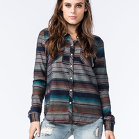 ROXY Camp Site Womens Flannel Shirt | Shirts & Flannels