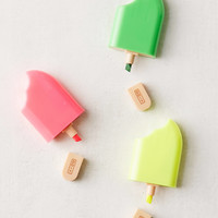 Popsicle Mini Highlighter Marker Set | Urban Outfitters