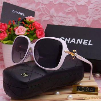 DCCKU62 Original Chanel Fashion New Design Polarized Lenses Sunglasses 2004 - 175