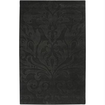"Throw Rug - 18 "" X18 ""  - Colors Include Black Olive"