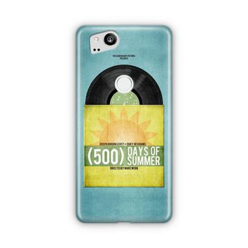 500 Days Of Summer Wow 3 Google Pixel 3 Case | Casefantasy