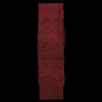 UNIONMADE - sns herning - Memento Scarf in Oxblood
